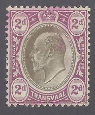 TRANSVAAL, MINT,SC# 270, OG LH, Mint