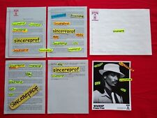 SNOOP DOGG LOVERS DREAM! DEATH ROW RECORDS OG PROMO PACK RARE TUPAC SUGE KNIGHT