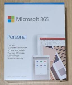 Microsoft Office 365 Personal Premium 1Y - PC or MAC - DIGITAL