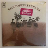 Blood, Sweat & Tears - Self Titled - SEALED 1969 US 1st Press w/ Hype Sticker