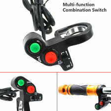 Multi-function Motorcycle Handlebar Headlight Horn Turn Signal On Off Switch