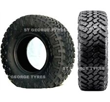 NEW NITTO 265/70R17 TRAIL GRAPPLER MUD TERRAIN TYRES 265-70-17 2657017 HILUX