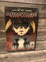 Armitage - Dual Matrix Juliette Lewis Cyberpunk Japanese Anime DVD NEW Sealed
