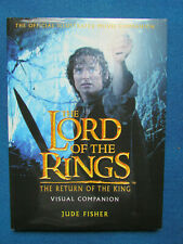 The Lord of the Rings - The Return of the King Visual Movie Companion Book