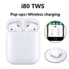 *ONE DAY SALE*  I80 TWS 1:1 AIR WIRELESS HEADPHONES BLUETOOTH EARPHONES I10 PODS
