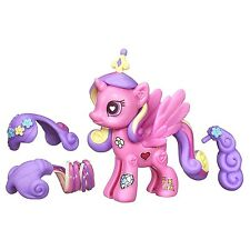 My Little Pony FIM Unreleased Super Rare Princess Cadence Pop Hair Style Kit!