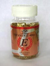 Vitamin E (400IU) 100 softgels, easy to absorb! 3 months supply!