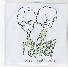 (DL431) Mickey Gang, Horses Can't Dance - 2009 DJ CD