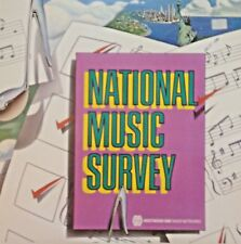 RADIO SHOW: NATIONAL MUSIC SURVEY 12/27/86 CLIFF RICHARD PROFILE, HUMAN LEAGUE