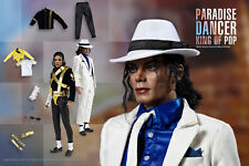IN STOCK 1/6 Michael Jackson Dangerous Smooth Criminal DELUXE Figure USA Toy Hot