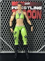 BAYLEY WWE Mattel Wrestling Action Figure WWF *READ*