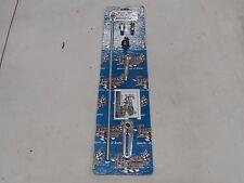Lokar Column Shift Linkage GM TH350 TH400 4L60E TH200 700R4 ACA-1800 Hot Rod