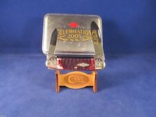 Case 2005 Case Club Celebration Canoe Knife Handles Mint In Tin Rare Only 200 A1