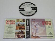 LAWRENCE OF ARABIA/SOUNDTRACK/MAURICE JARRE(SILVA AMERICA SSD 1010) CD ALBUM
