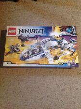 NIB Lego Ninjago NinjaCopter 70724