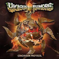 Vicious Rumors-concussion Protocol CD NUOVO