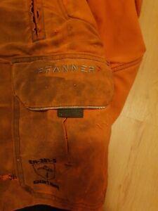 Pfanner HiViz Orange Type C  Chainsaw Trouser