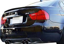 Kofferraumspoiler Heckspoiler Spoiler Lippe SELBSTKLEBEND für BMW 3er E90 Limo