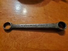 """Battery Terminal Box Wrench #647 9/16"""" x 5/8"""" Vintage Tools"""