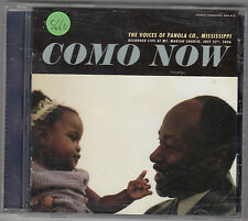 COMO NOW - the voices of panola co. mississipi CD