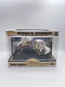 Funko Pop! Moment: Inuyasha - Inuyasha Vs. Sesshomaru, Multicolor