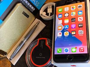 Apple iPhone 8 Plus (64gb) World-Unlocked Verizon (A1864) MiNT {iOS14}81% LooK!