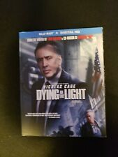 Nicolas cage, Dying Of The Light, Blu-ray With Slipcover +DIGITAL Copy., Lot H2.