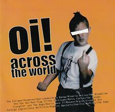 Oi! across the world-Various Artists/CD (Street Dogs Records STD 004)
