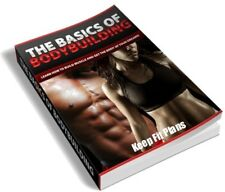 Ultimate Body Building and Fitness - E-Book on PDF/CD
