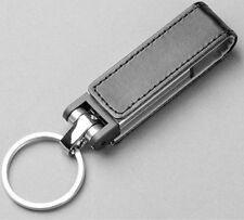 Leather Metal Key Chains Portable USB 2.0 Memory Stick Flash pen Drive 8GB-32GB