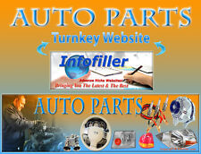 Auto Parts Self Updating Turnkey Website Business Adsense Amazon Clickbank +More