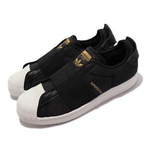 adidas Originals Superstar SlipOn Black White Men Unisex Casual Lifestyle H67370