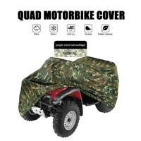 XL 190T Waterproof Cover Universal For ATV Polaris Honda Yamaha Can-Am Suzuki