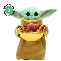 Disney Star Wars Mandalorian Baby Yoda The Child With Squid Mini plush soft toy