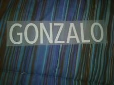 GONZALO RODRIGUEZ NOME  MAGLIA FIORENTINA OFFICIAL