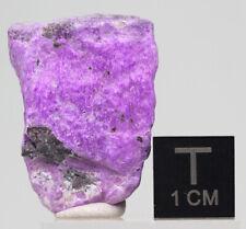 RARE FIBROUS SUGILITE CRYSTAL RARE SPECIMEN Rough Mineral Natural Gemstone