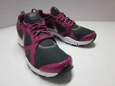 Nike Run Train In Season Tr2 Shoe Sneaker Comfort Footbed Gray Raspberry 7.5 Ln