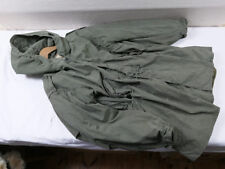 US ARMY M-1951 Fishtail MOD Shell Parka M-51 SMALL + Liner