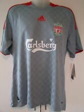 Youth 28/30 Liverpool FC 2008/2009 Season Replica Away Shirt Adidas New Original