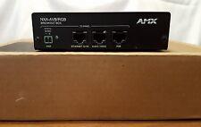 NEW AMX #NXA-AVB/RGB - Audio/Video Breakout Box - #FG2254-11