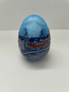 How to Train Your Dragon The Hidden World Light Fury 3-Inch Egg Plush [Blue]