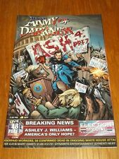 ARMY OF DARKNESS ELECTION SPECIAL DYNAMITE COMICS