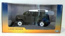 Auto di modellismo statico grigio per Land Rover
