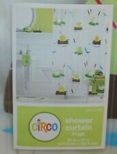"*New* Circo FROGS Shower Curtain 70"" X 72"" ~ 100% EVA ~ Frog"