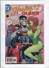 HARLEY QUINN #17 (9.0) BIZZARO AND POISON IVY COVER!