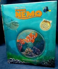 Finding Nemo Storybook with Read-Along CD, 2007 Hardcover