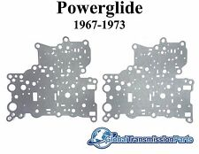 Powerglide Valve Body Gaskets 1962-1966 Chevy Chevelle Corvette 3840330 3840331
