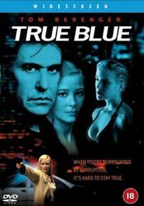 True Blue DVD Tom Berenger 2001 Mystery Thriller Movie - WIDESCREEN