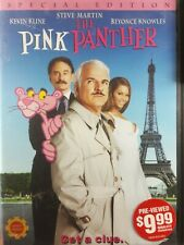 The Pink Panther DVD 2006 Widescreen Special Edition) Blockbuster Case FREE SHIP
