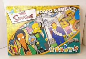 The Simpsons Board Game by Winning Moves